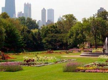 Adecuación y construcción de parques