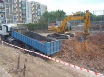 Excavaciones y Movimiento de Tierras
