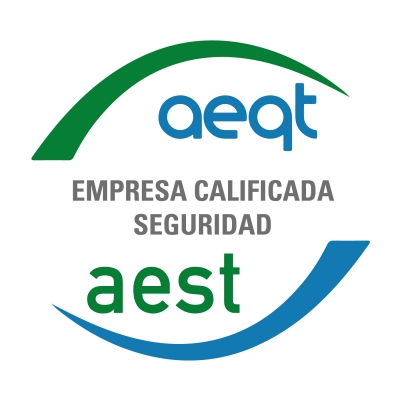 EMPRESA CALIFICADA SEGURIDAD AEQT AEST